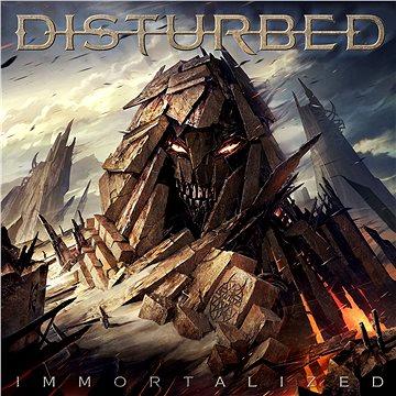 Disturbed: Immortalized (2015) (2x LP) - LP (9362492633)