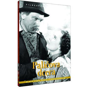 Paličova dcera - DVD (9720)