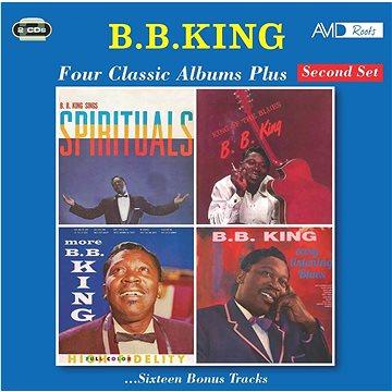 King B. B.: Four Classic Albums (2x CD) - CD (AMSC1387)