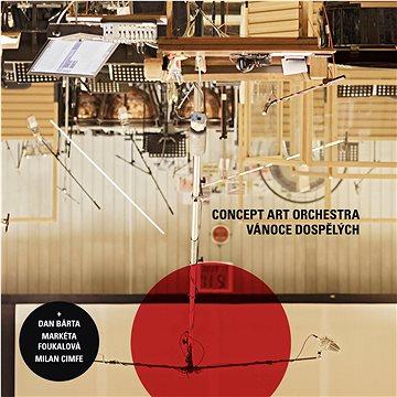 Concept Art Orchestra: Vánoce dospělých - CD (ANI075-2)