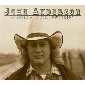 Anderson John: 40 Years & Still Swingin' (2x CD) - CD (BBMG317)