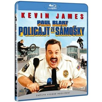 Policajt ze sámošky - Blu-ray (BD000222)
