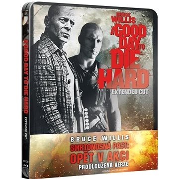 Smrtonosná past: Opět v akci - Blu-ray (BD000853)