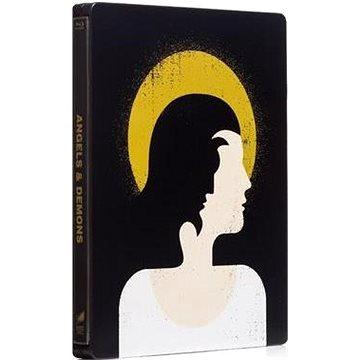 Andělé a démoni (steelbook) - Blu-ray (BD001304)