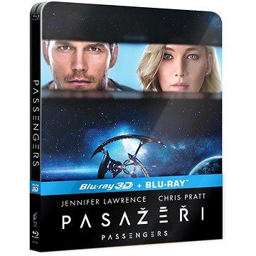 Pasažéři (Steelbook) - Blu-ray (BD001466)