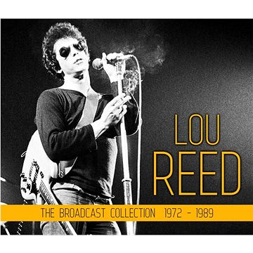 Lou Reed: The Broadcast Collection 1972 - 1989 - CD (CL79646)