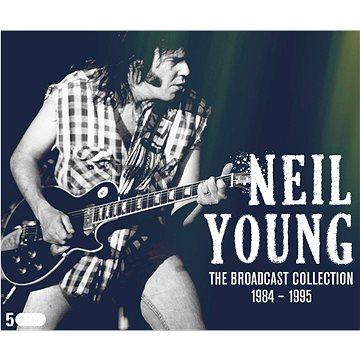 Young Neil: Broadcast Collection 1984 - 1995 (5x CD) - CD (CL79677)