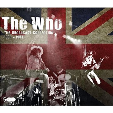 The Who: The Broadcast Collection 1970 - 1981 - CD (CL82103)