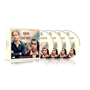 Simon and Garfunkel: The broadcast collection 1965 - 1993 (4x CD) - CD (CL82981)