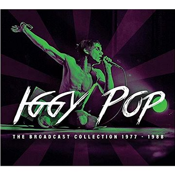 Iggy Pop: Broadcast Collection 1977 - 1988 (4x CD) - CD (CL83865)
