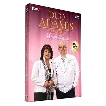 Duo Adamis: Máchův kraj/CD+DVD (CSM4360)