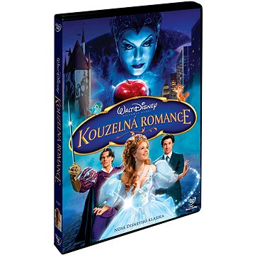Kouzelná romance - DVD (D00044)