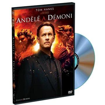 Andělé a démoni - DVD (D005032)