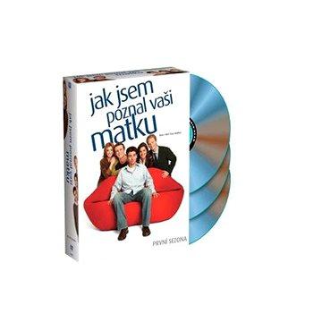 Jak jsem poznal vaši matku 1. série (3DVD) - DVD (D005520)