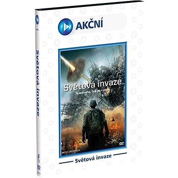 Světová invaze - DVD (D005739)