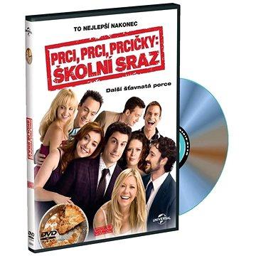 Prci, prci, prcičky: Školní sraz - DVD (D006091)