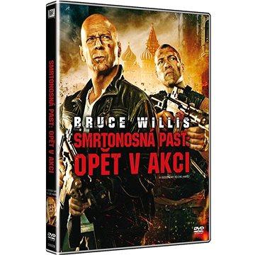 Smrtonosná past: Opět v akci - DVD (D006338)