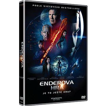 Enderova hra - DVD (D006610)