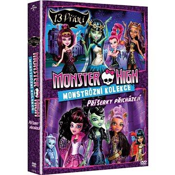Monster High: Monstrózní kolekce - DV (D006708)