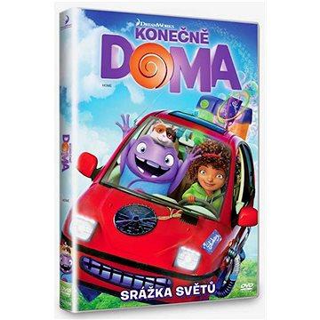 Konečně doma - DVD (D007166)