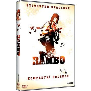 Kolekce Rambo 1-3 (3DVD) - DVD (D007861)