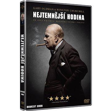 Nejtemnější hodina - DVD (D008163)