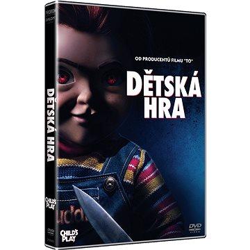 Dětská hra DVD (D008451)