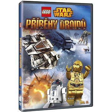 LEGO Star Wars Příběhy droidů 2 - DVD (D00895)