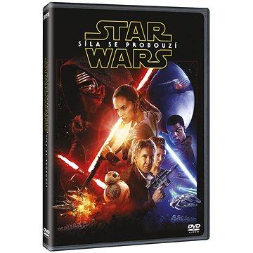Star Wars Síla se probouzí - DVD (D00969)
