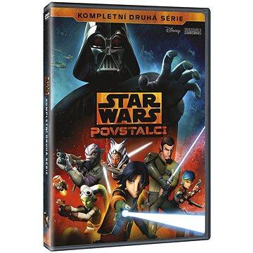 Star Wars Povstalci - Kompletní 2. série (4DVD) - DVD (D00984)