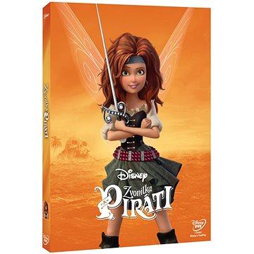 Zvonilka a piráti (Edice Disney Víly) - DVD (D01029)