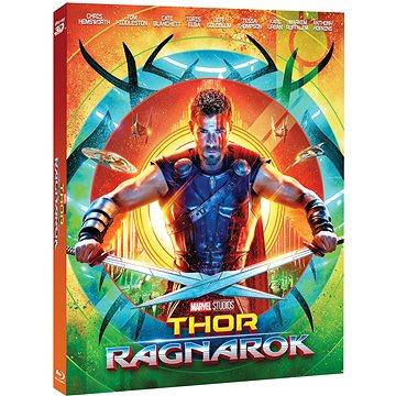 Thor: Ragnarok 3D+2D (2 disky) - Blu-ray (D01089)