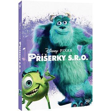 Příšerky s.r.o.- DVD (D01188)