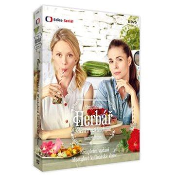 Herbář (8DVD) - DVD (ECT256)