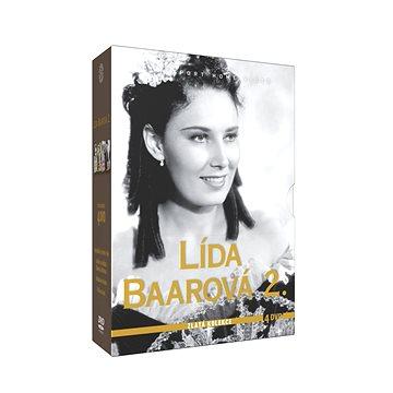 Lída Baarová - kolekce 2 (4DVD) - DVD (FHV7166)