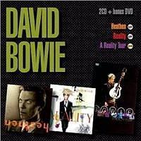 Bowie David: Heathen + Reality + A Reality Tour (2x CD + DVD) - CD (KK03842)