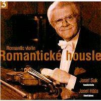 Suk Josef, Josef Hála: Romantické housle 3 - CD (LT0100-2)
