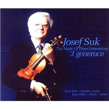Suk Josef, Josef Hála: 3 generace - CD (LT0132-2)