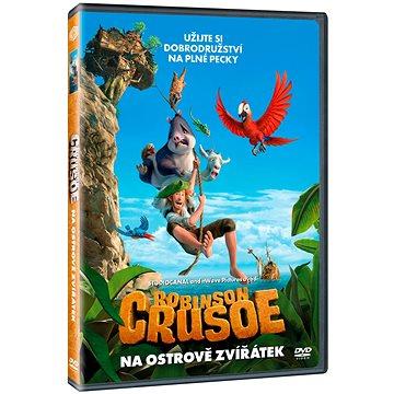 Robinson Crusoe: Na ostrově zvířátek - DVD (N01697)