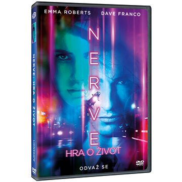 Nerve: Hra o život - DVD (N01988)