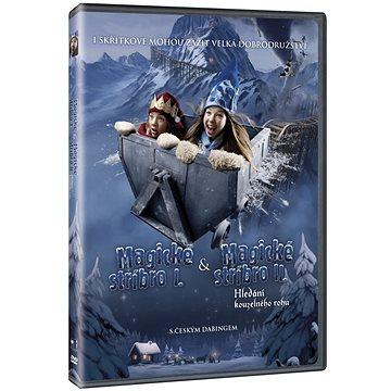 Magické stříbro 1+2 (2DVD) - DVD (N02116)