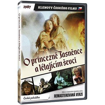 O princezně Jasněnce a létajícím ševci - edice KLENOTY ČESKÉHO FILMU (remasterovaná verze) - DVD (N02269)