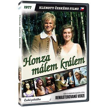 Honza málem králem - edice KLENOTY ČESKÉHO FILMU (remasterovaná verze) - DVD (N02272)