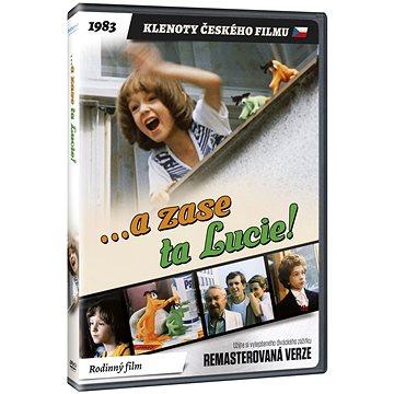...a zase ta Lucie! - edice KLENOTY ČESKÉHO FILMU (remasterovaná verze) - DVD (N02300)