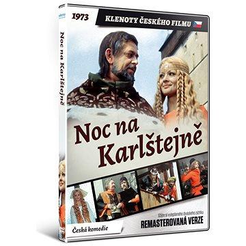 Noc na Karlštejně - edice KLENOTY ČESKÉHO FILMU (remasterovaná verze) - DVD (N02581)