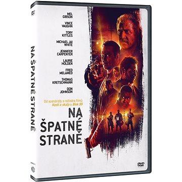 Na špatné straně - DVD (N03160)