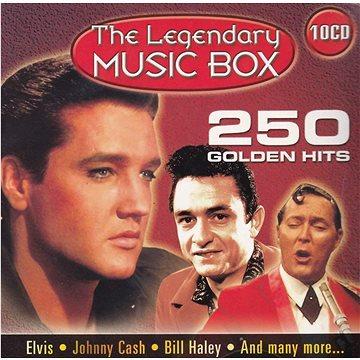V/A: The Legendary Music Box - CD (PSCDST00110)