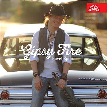 Šporcl Pavel: Gipsy Fire - CD (SU4180-2)