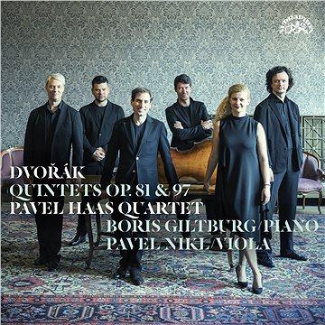 Pavel Haas Quartet: Dvořák: Kvintety (2x LP) - LP (SU4195-1)