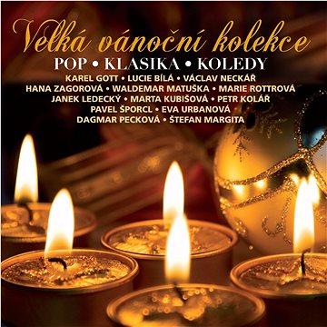 Various: Velká vánoční kolekce (3x CD) - CD (SU6310-2)